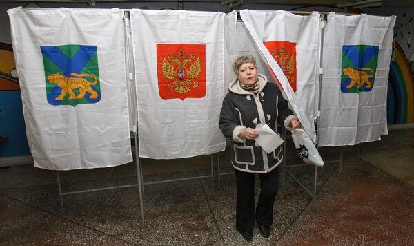 ЦИК получила 419 жалоб на избирательную кампанию и выборы 11 октября