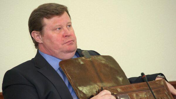 Полномочный представитель президента России в Южном федеральном округе Владимир Устинов