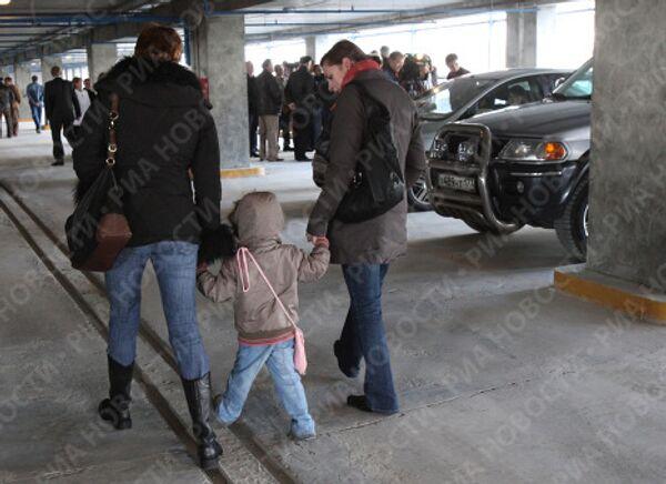В Москве открыт первый Народный гараж