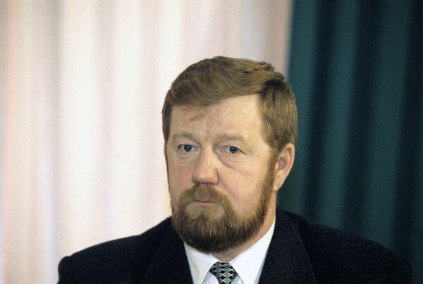 Зкс-губернатор Архангельской области Анатолий Ефремов