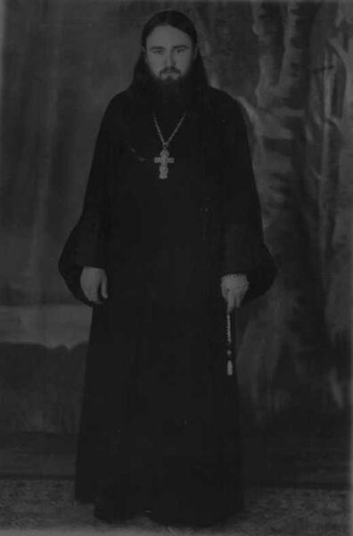 Иеромонах Никодим (Ротов)