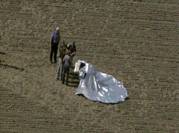 Воздушный шар, на котором якобы улетел мальчик Фэлкон Хин из Колорадо