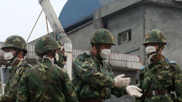 Число жертв взрыва на шахте в Китае возросло до 42 человек