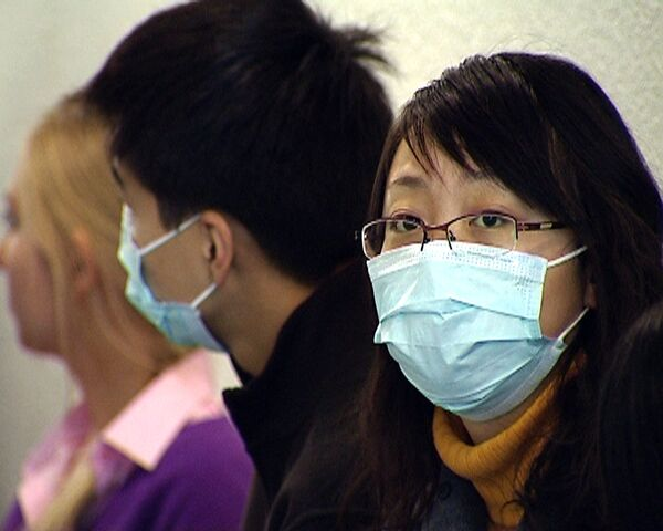 Международный свиной грипп - вирус поразил РУДН