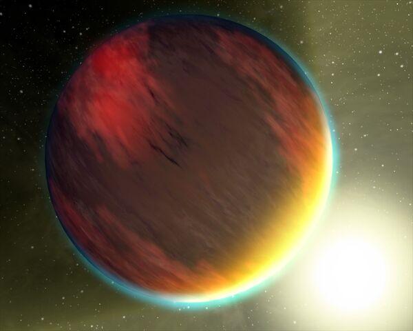 Орбитальные телескопы «Хаббл» и «Спитцер» обнаружили воду, метан и углекислоту на экзопланете HD 209458b