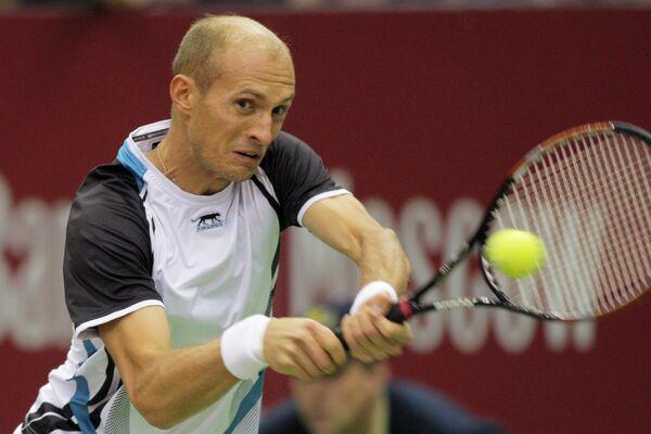 Давыденко считает, что ему по силам выиграть итоговый теннисный турнир