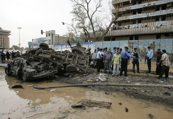 Суд приговорил к смерти 11 организаторов теракта в Багдаде