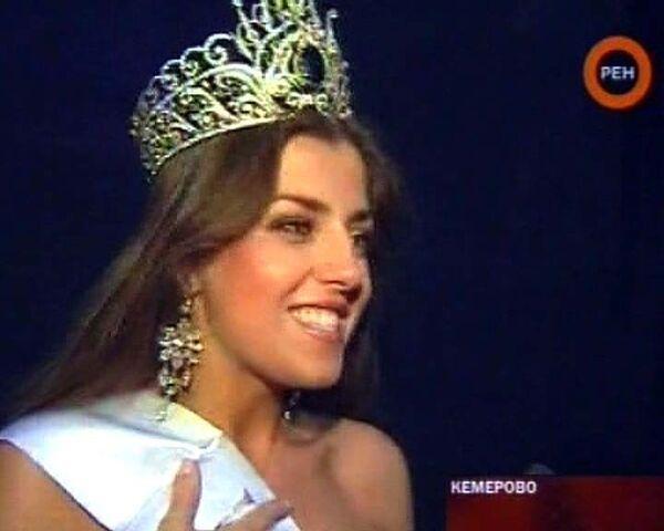 Самая красивая девушка России: хочу выйти замуж и родить много детей