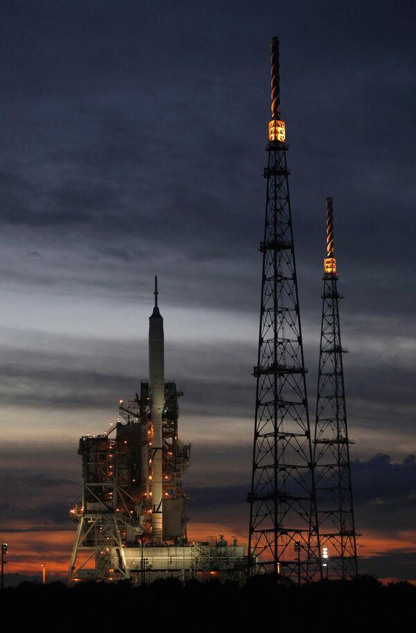Ракета Ares I-X