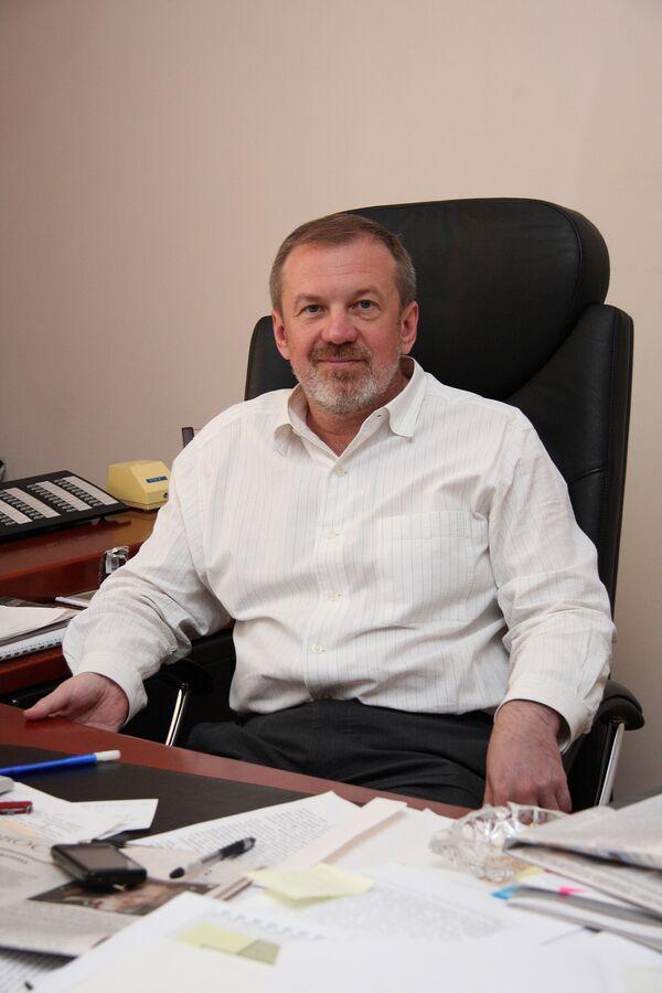 Председатель РГРК Андрей Быстрицкий