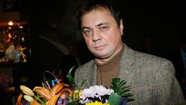 Актер Андрей Леонов. Архивное фото