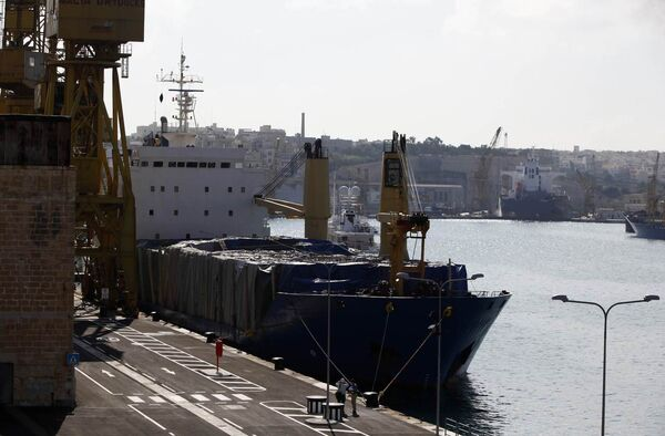Сухогруз Arctic Sea передан представителям Мальты