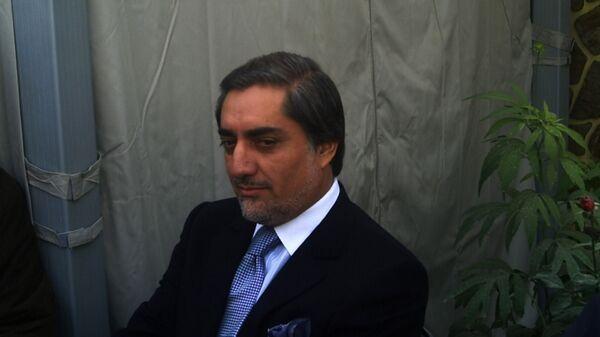Абдулла грозит отказаться от участия в выборах президента Афганистана