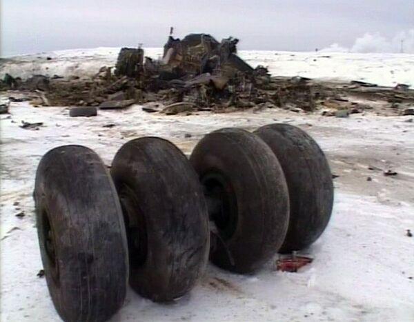 Катастрофа самолета Ил-76 в Якутии