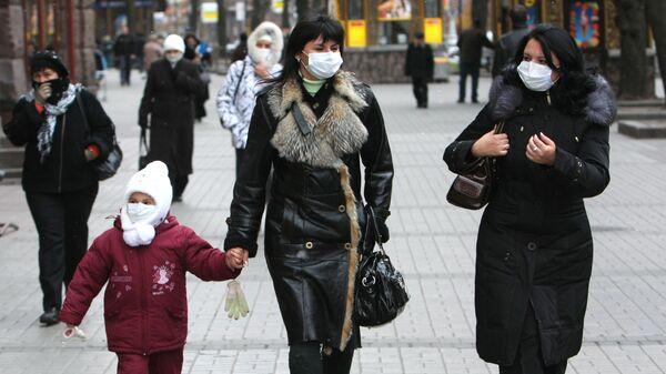 Меры предосторожности для защиты от вируса свиного гриппа в Киеве