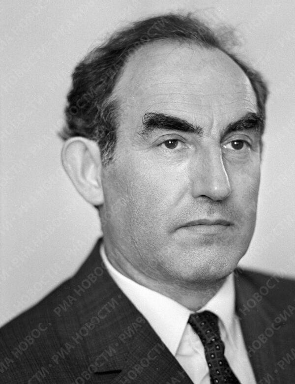 Физик Виталий Гинзбург