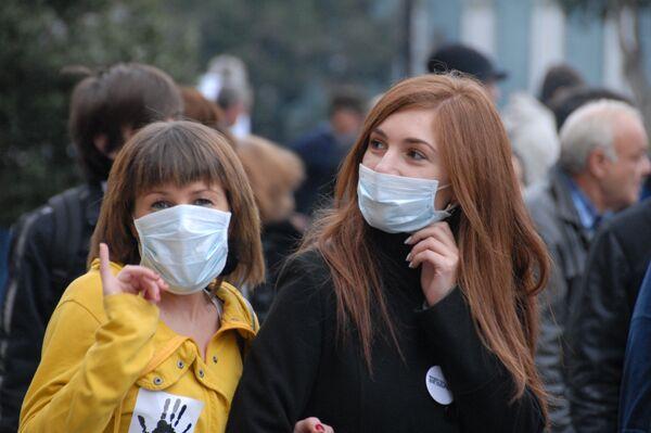 Эпидемия гриппа и ОРВИ пошла на спад в Иркутске