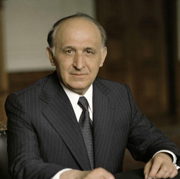 Первый секретарь ЦК Болгарской коммунистической партии Тодор Живков