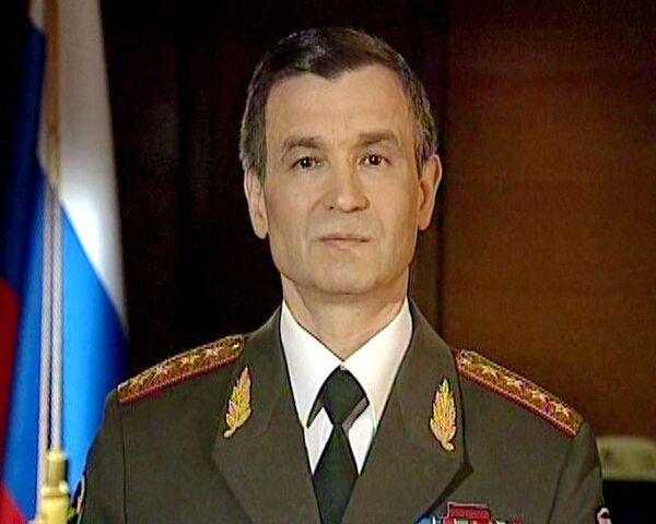 Специально для РИА Новости: обращение Нургалиева к сотрудникам МВД