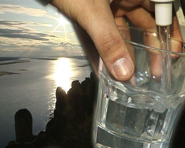 Чистая вода продлевает жизнь на пять лет - Борис Грызлов