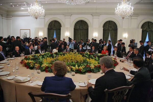 Страны АТЭС упростят условия для развития бизнеса