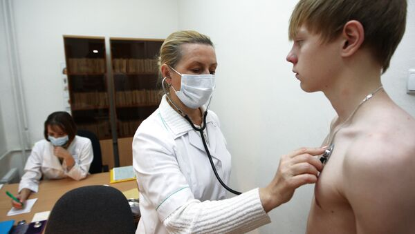 Ситуация со свиным гриппом в России стабилизировалась