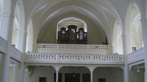 Кафедральный собор Петра и Павла Евангелическо-Лютеранской церкви в Москве