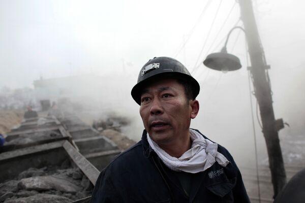 Взрыв на угольной шахте в Китае