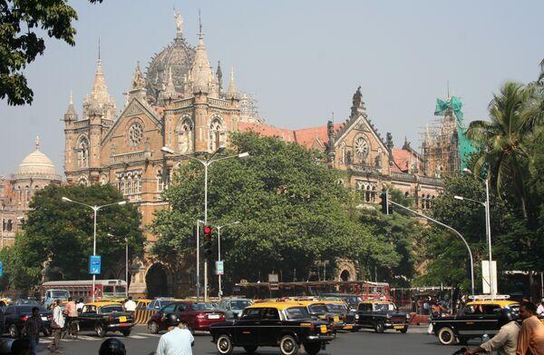 Атака террористов на Мумбаи 26 ноября 2008 года. Места трагедии год спустя