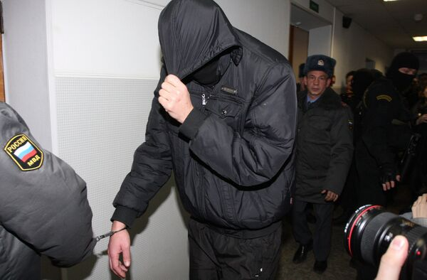 Анвар Ибрагимов, подозреваемый в убийстве уроженца Абхазии. Архив