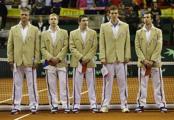 Сборная Чехии по теннису