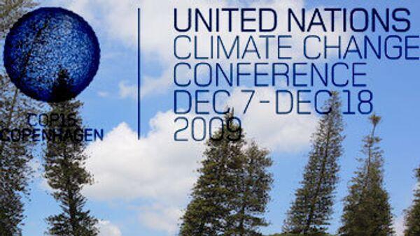 Климатическая конференция ООН в Копенгагене 2009