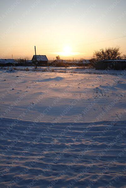 Сибирская деревня Стародубка, где живет Таня Копнинская