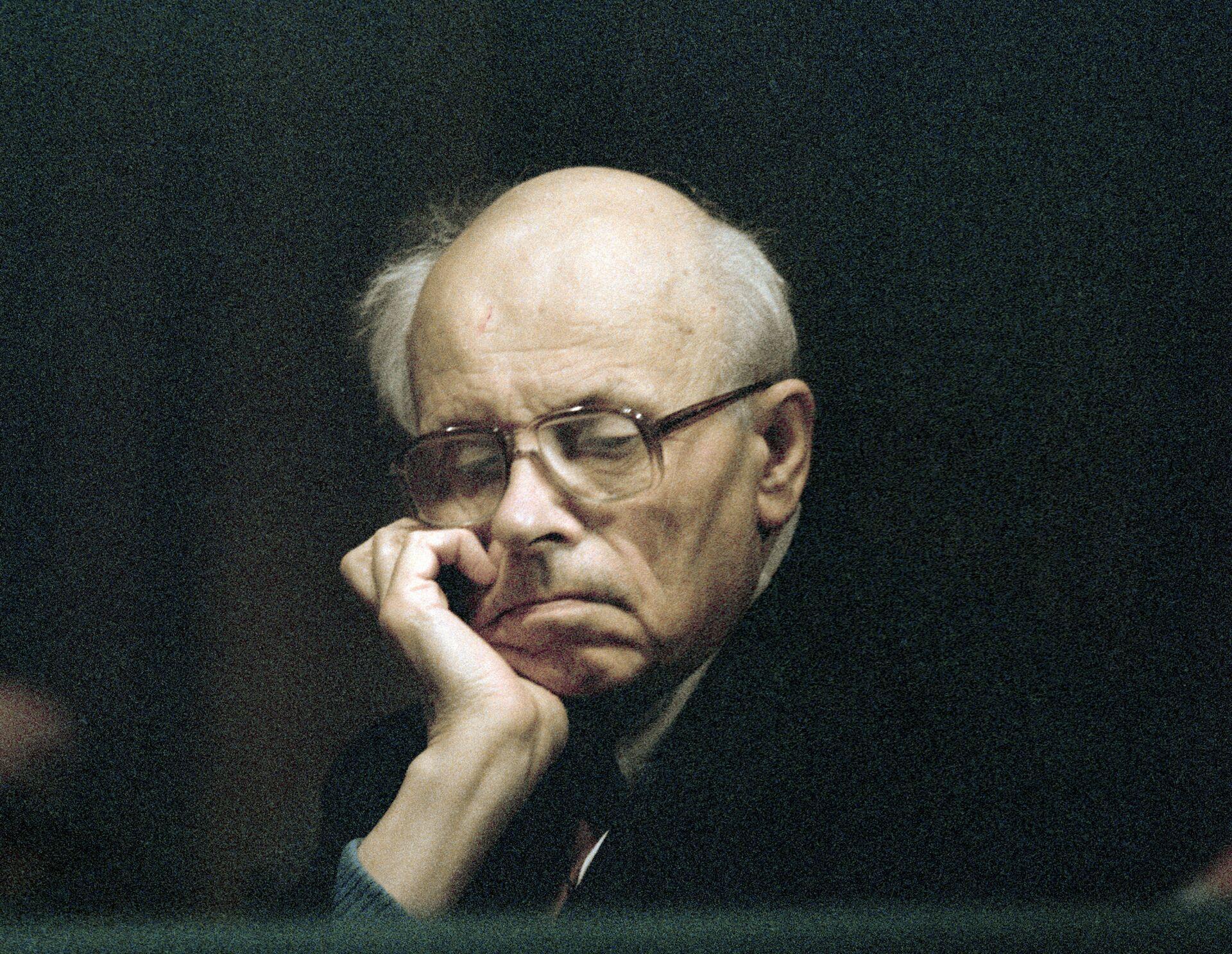 Академик Андрей Сахаров - РИА Новости, 1920, 14.12.2009