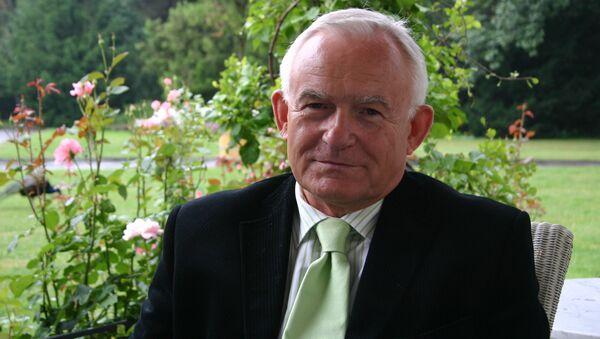 Лешек Миллер, премьер-министр Польши в 2001-2004 годах, участник Валдайского клуба