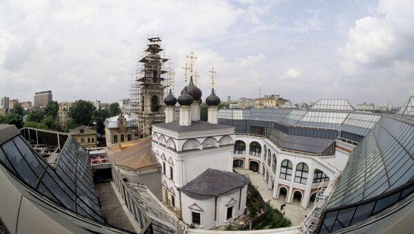 Музей-храм Святителя Николая в Толмачах при Государственной Третьяковской галерее