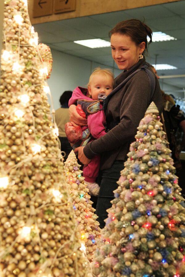 Одиннадцать детей родились в Ульяновской области в новогоднюю ночь
