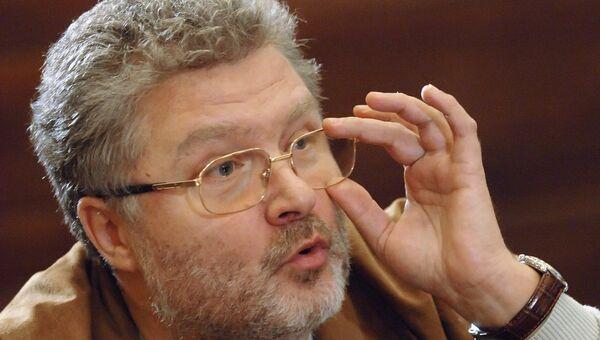 Писатель Юрий Поляков. Архивное фото