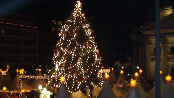 Рождество в Германии - праздник семейный