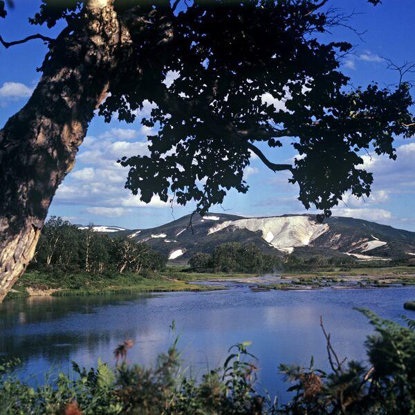 Озеро Дальнее. Архив