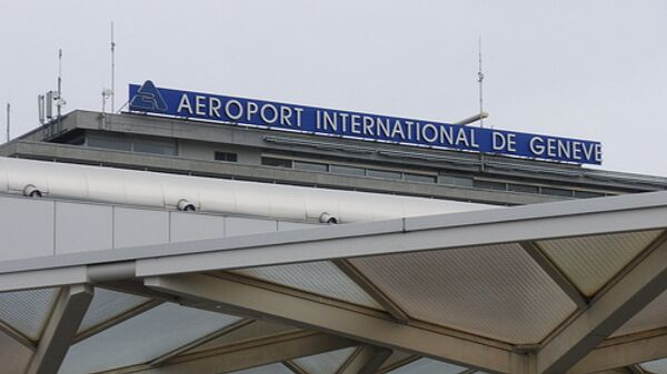 Международный аэропорт Женевы. Архивное фото