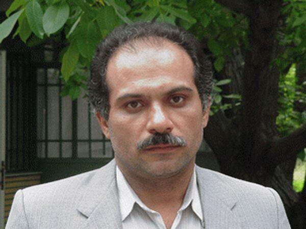 Профессор Тегеранского университета Массуд Мохаммади