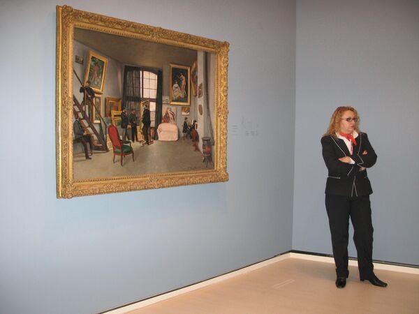 Выставка «Импрессионизм. Новое Возрождение»