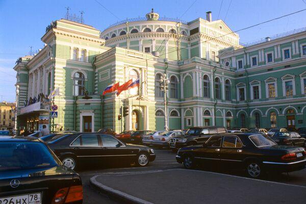 Мариинский театр оперы и балета