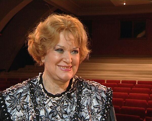 Валентина Талызина: Награда может быть одна - понимание зрителей