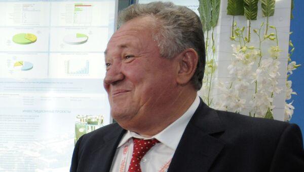 Губернатор Волгоградской области Николай Максюта. Архивное фото