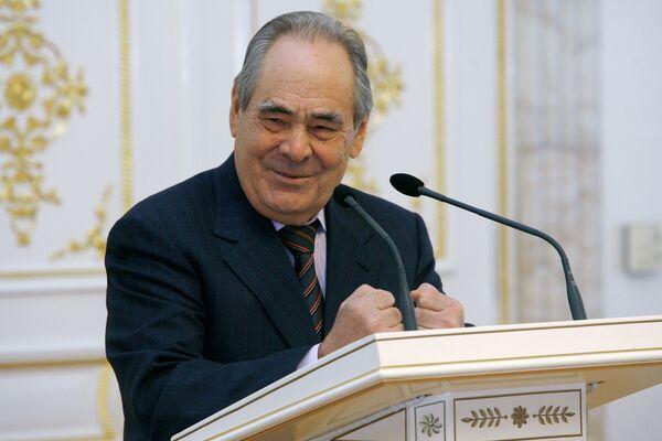 Президент Республики Татарстан Минтимер Шаймиев. Архив
