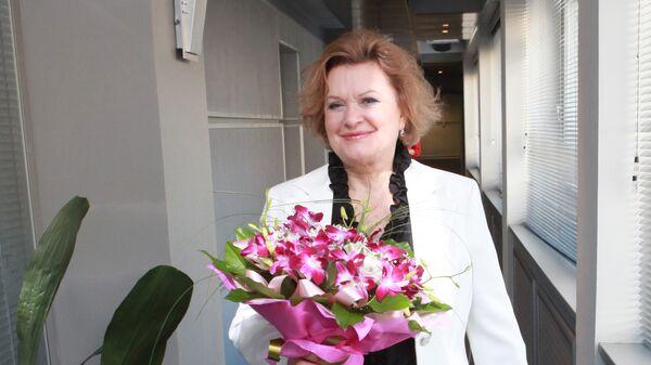 Валентина Талызина. Архивное фото