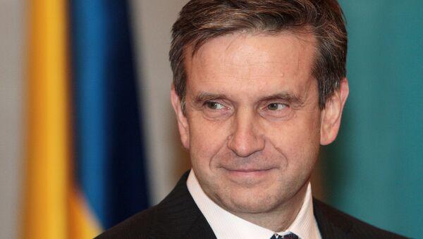 Посол России на Украине Михаил Зурабов. Архив