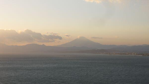 Гора Фудзи. Архив